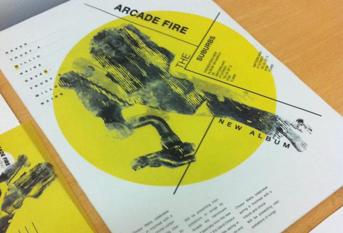 Morfología Arcade Fire