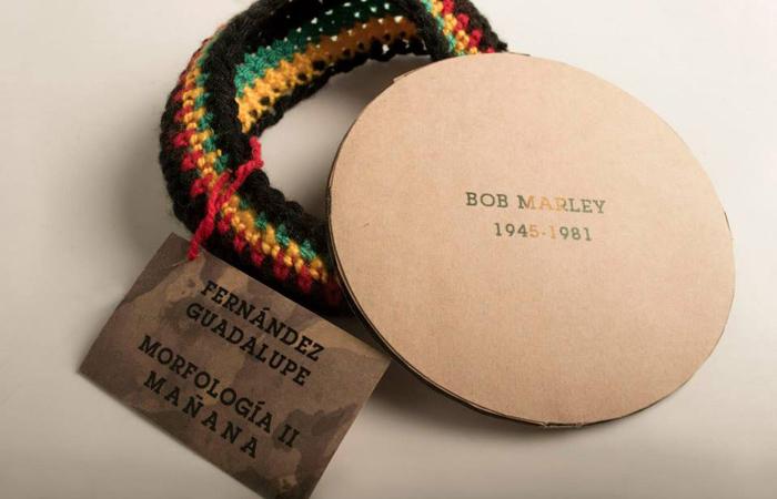 Diseño de envases - Bob Marley